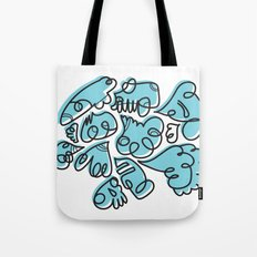 #22 Doodle Tote Bag