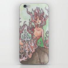 Empire of Mushrooms: Artomyces pyxidatus iPhone & iPod Skin