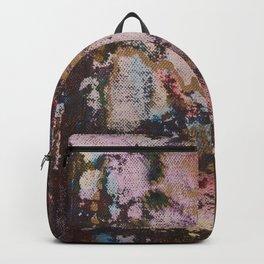 El revolucionario está muerto. Backpack