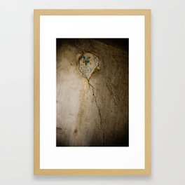Wall Framed Art Print