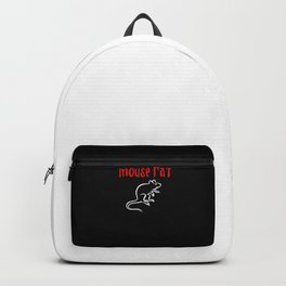 mouse rat Backpack