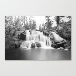 Upper Webber Falls Canvas Print