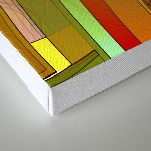 colormix -1- Canvas Print