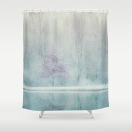 Everything That Was Shower Curtain