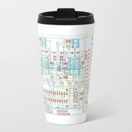 Circuit Design 1 Travel Mug