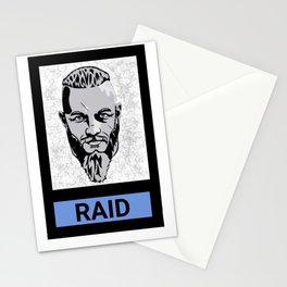 Viking Ragnar Lothbrok (Raid) Stationery Cards