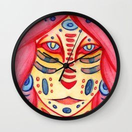 Hiraeth Wall Clock