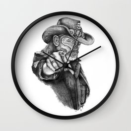 Lemmy like a Zombie Wall Clock