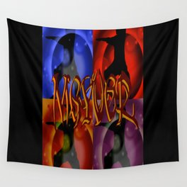 Mgyver 7 Wall Tapestry