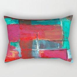 Brush Series Collors 022 Rectangular Pillow