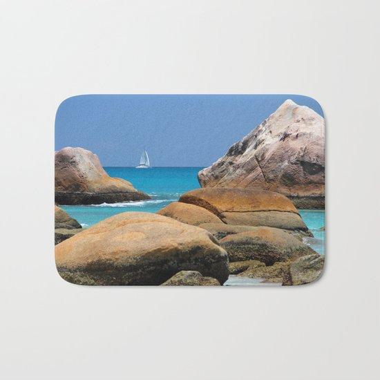 Sea Seychelles Bath Mat