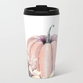 Autumn Pumpkin Travel Mug