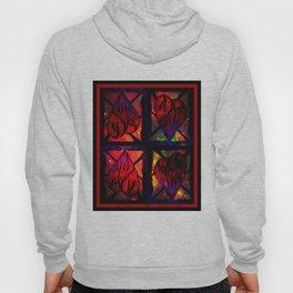 Mi Corazon (My Heart) - Symmetrical Art 3 Hoody