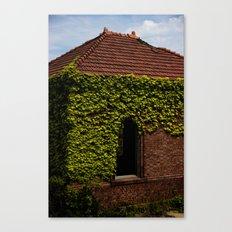 Pump house Canvas Print
