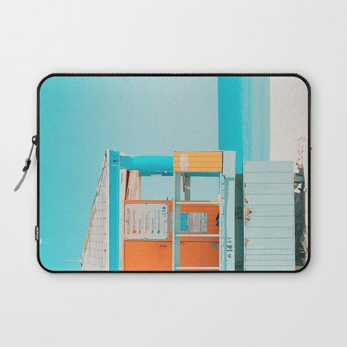 Santa Monica / California Laptop Sleeve