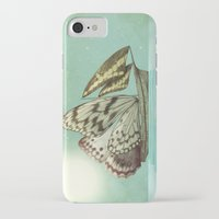 voyage iPhone & iPod Cases featuring The Voyage by Eric Fan
