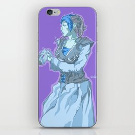 Ice Queen Requiem iPhone Skin