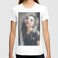 charli xcx T-shirts featuring Superlove ~ Charli XCX by Michelle Rosario
