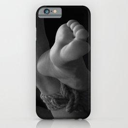 Bondage & Feet iPhone Case