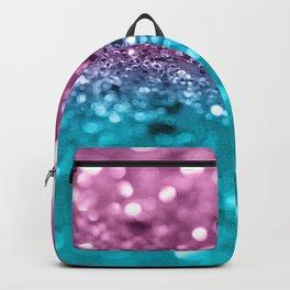 Tropical Beach Lady Glitter #7 #shiny #decor #art #society6 Backpack