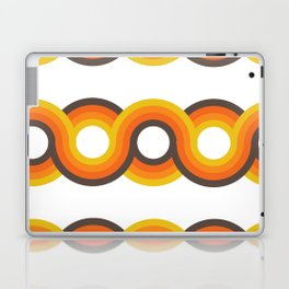 Another Long Lonely Orange Night Laptop & iPad Skin