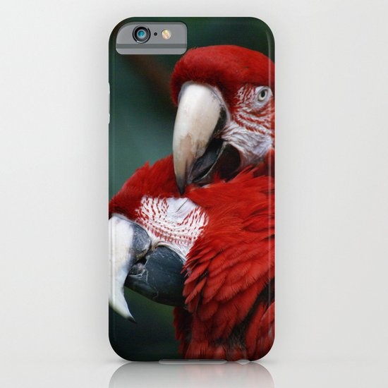 The color of love iPhone & iPod Case