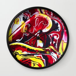 Culo Wall Clock