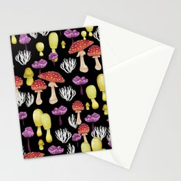 Happy Fungus garden - BK Stationery Cards