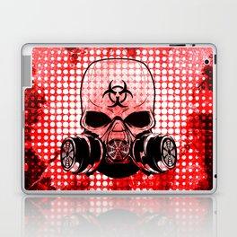 Guerrilla Bio-Hazard Warrior Laptop & iPad Skin