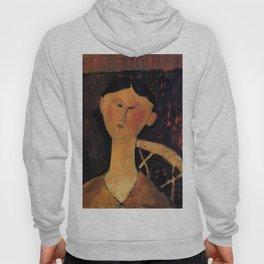 "Amedeo Modigliani ""Beatrice Hastings"" 1915 Hoody"