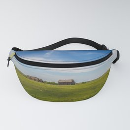 Sod Homestead, Mercer County, ND 2 Fanny Pack