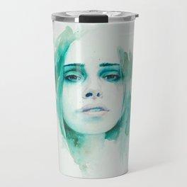Blue Daydream Travel Mug