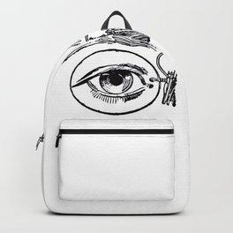 Glasses 3 Backpack