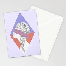 Blindfold Stationery Cards