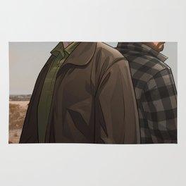 Breaking Bad Telefilm Poster Rug