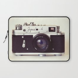 Zorki vintage camera Laptop Sleeve