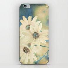 Altered States -- Helianthus Sunflower Autumn Botanical iPhone & iPod Skin