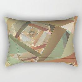 Girders Rectangular Pillow