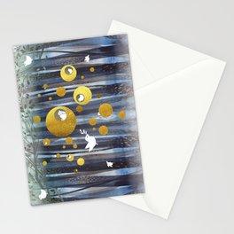 Golden nests Stationery Cards