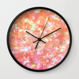 Hot Summer Nights Wall Clock