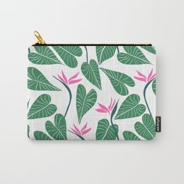 Tropical Forest Pattern Carry-All Pouch