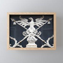 Eagle Framed Mini Art Print