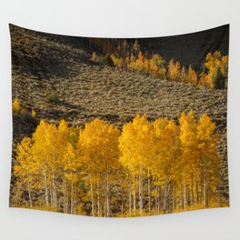 Colorado Gold Wall Tapestry