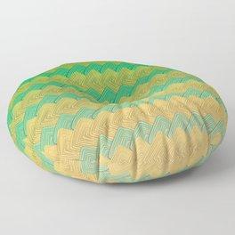 Paranoia Pattern Floor Pillow