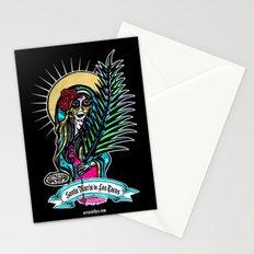 Santa Maria de Los Tacos Stationery Cards