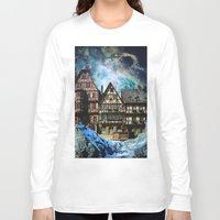 germany Long Sleeve T-shirts featuring Impossible Germany by John Turck
