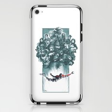 Falling Shepard iPhone & iPod Skin