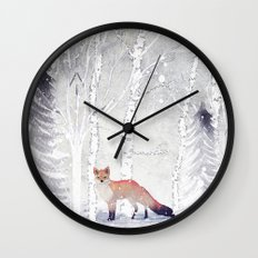FoX Wall Clock