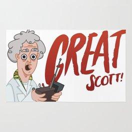 Great Scott! Rug