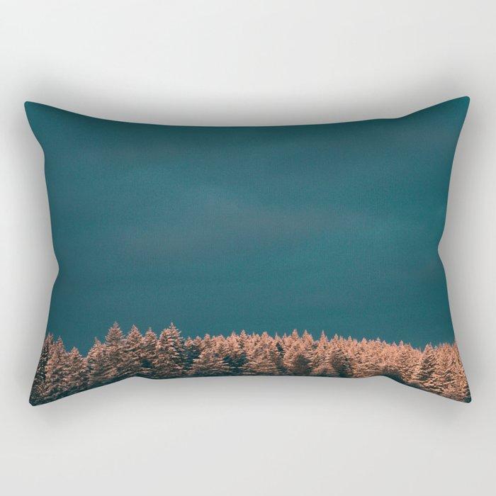 Forest XX Rectangular Pillow